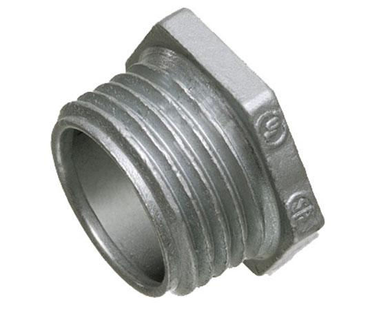 Metal Conduit Nipples Cap - Zinc Die-Cast