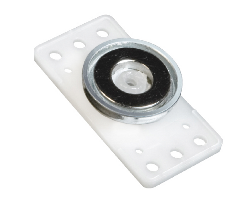 Magnetic Cable Mounting Plate
