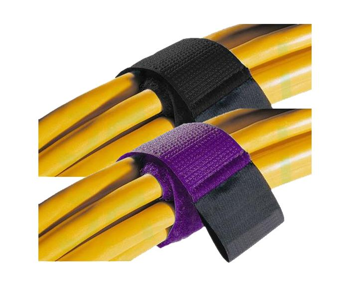 "Cable Wrap, 3 Pack, 1"" x 6"""