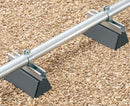 "Roof Topper™ Conduit and Raceway Rooftop Supports - 9"" W x 5-5/8"" H"