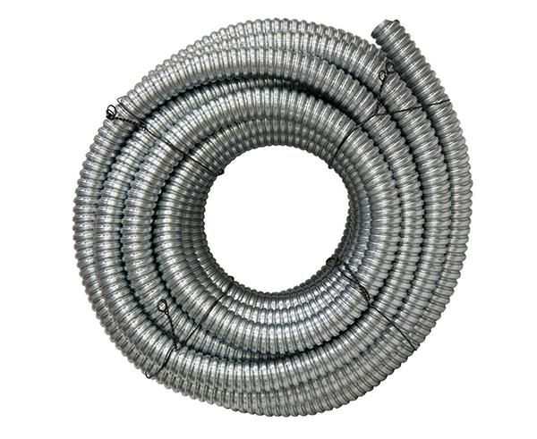 BX Flexible Aluminum Conduit, Coil, 1""