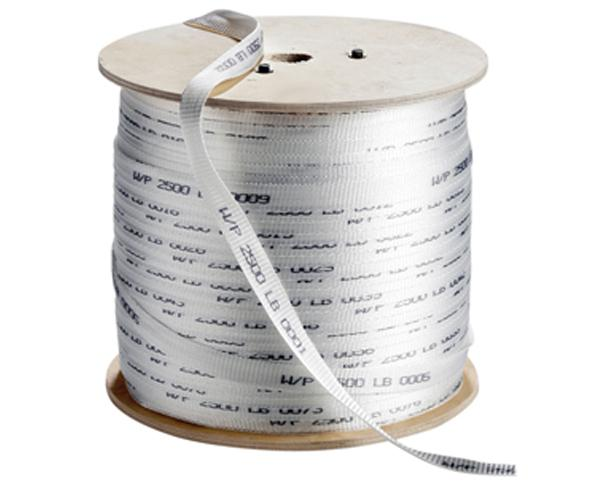 Professional Grade Woven Polyester Pulling Tape & Measuring Tape