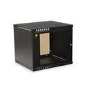 Shallow Depth Wall Mount Enclosure 9U_ 01