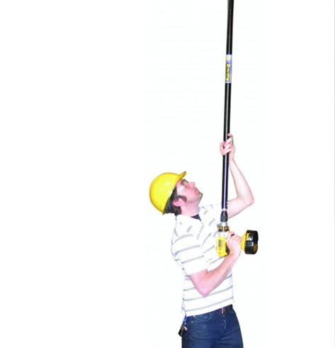 Telescoping Extension Pole