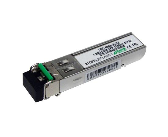 80KM 1000BASE-ZX Single Mode LC SFP Transceiver Module, Cisco Comparable