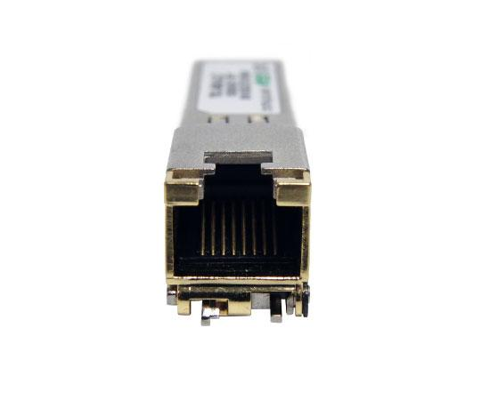SFP Fiber Transceiver Modules, 100M 1000BASE-T, RJ45 Connector, Cisco Compatible