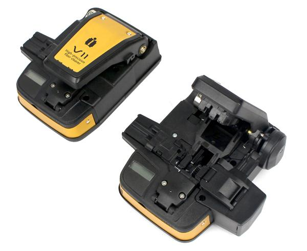 V11 Fiber Optic Cleaver, Intelligent Adjustment