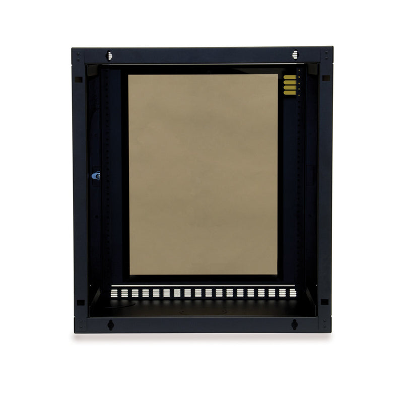 Shallow Depth Wall Mount Enclosure 12U_ 03