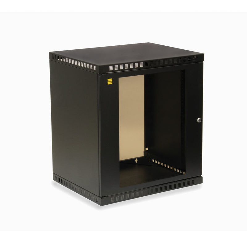 Shallow Depth Wall Mount Enclosure 12U_ 01