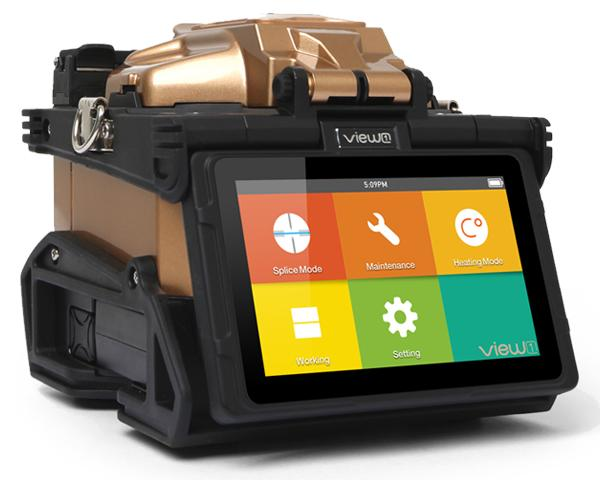 INNO Instrument Portable Clad Alignment Fusion Splicer, View 1