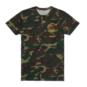 Toothless Camo Tiger Tee