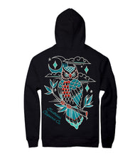 Load image into Gallery viewer, Toothless Owl Hoodie