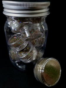 Harvest Collection Glitter Topper:  Pickled and Preserved