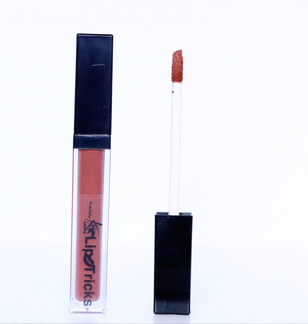 LipTricks Liquid Lipstick : Persimmon Picking