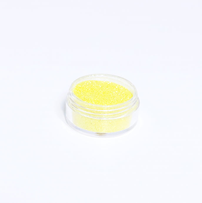 KeepSake Glitter Topper : Canary Pop