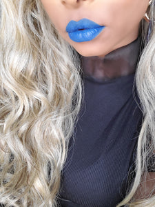 Flashback Collection: Blue Print Liquid Matte