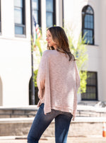Shore To Shore Boxy Summer Sweater