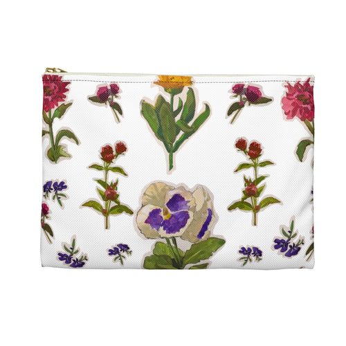 Flower Friends Accessory Pouch