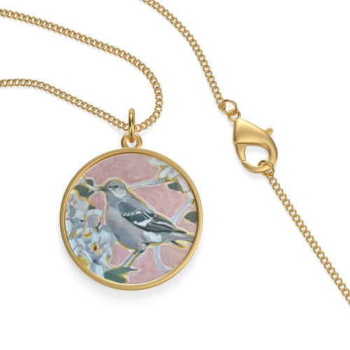 Sing Your Tune. Single Loop Necklace