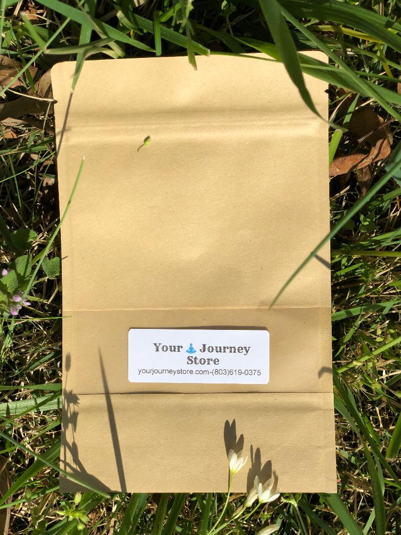 YOUR JOURNEY'S VAGINAL STEAM HERBAL PACKETS (HERBS ONLY) 3 STEAMS