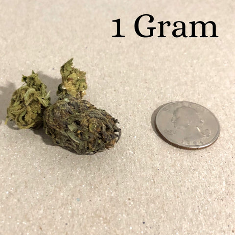 How much is 3 5 grams of weed? – Plain Jane