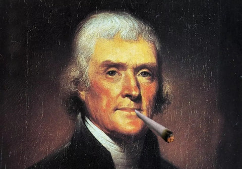 thomas jefferson joint hemp