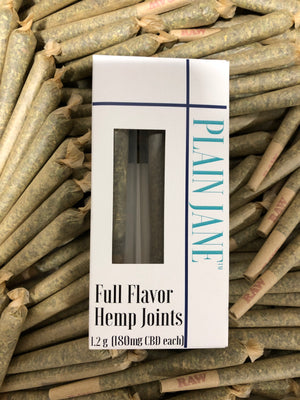 CBD Flower Pre-rolled Joints