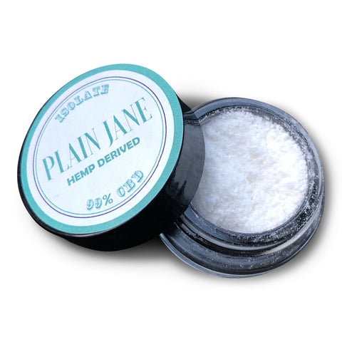 Try Plain Jane CBD products