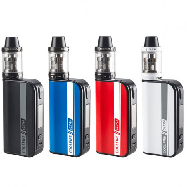 INNOKIN COOLFIRE ULTRA TC150 KIT WITH SCION TANK 150W, 4000MAH