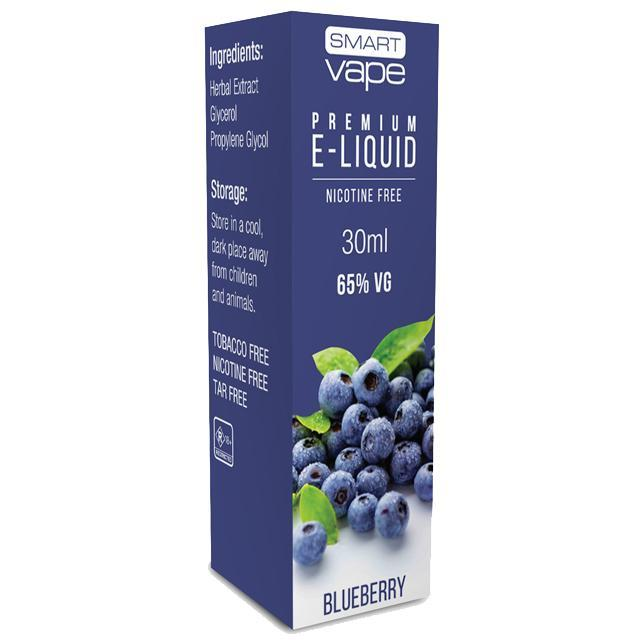 eLiquid juice Blueberry (30ml)