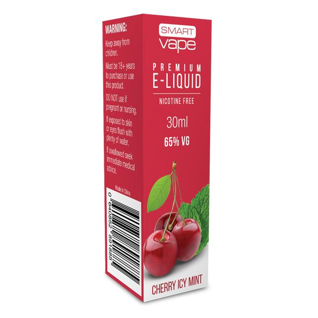 eLiquid juice Cherry Icy Mint (30ml)