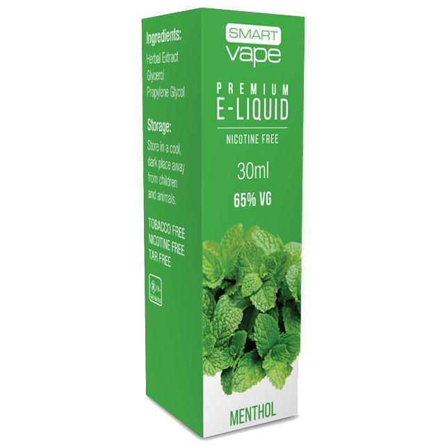 eLiquid juice Menthol (30ml)
