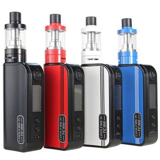 INNOKIN TC100 COOLFIRE IV KIT 3300MAH 100W