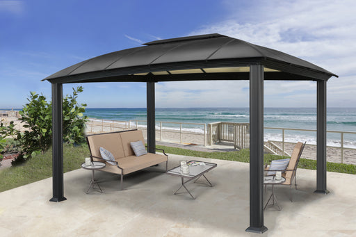 Paragon Outdoor™ Cambridge Hard Top Gazebo, Size - 12' x 16':Tuff Nest
