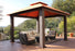 Paragon Outdoor™ Seville Gazebo with Rust Top, Size - 12' x 12':Tuff Nest