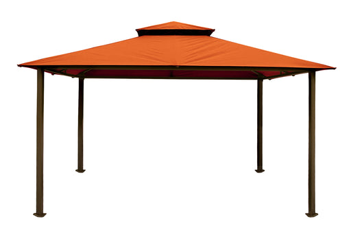 Paragon Outdoor™ Kingsbury Gazebo with Rust Top, Size - 11' x 14':Tuff Nest