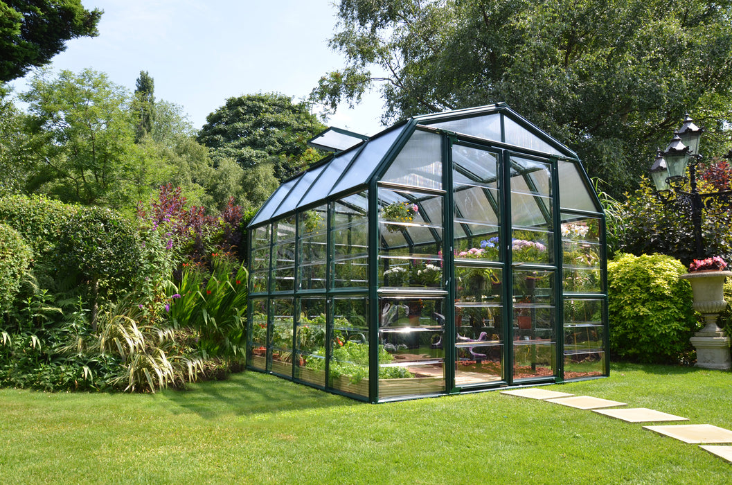 Rion Grand Gardener 2 Greenhouses, Clear Size - 8' x 8':Tuff Nest