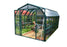 Tuff Nest, Rion Grand Gardener 2 Greenhouse, Clear Side Walls, Dark Green, {variant_title]