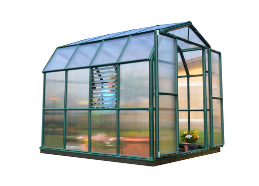 Rion Prestige 2 Greenhouses, Clear Size - 8' x 8':Tuff Nest