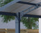 Palram Carports & Gazebos Carports, Arizona Breeze Dbl Carport Wing-Style:Tuff Nest