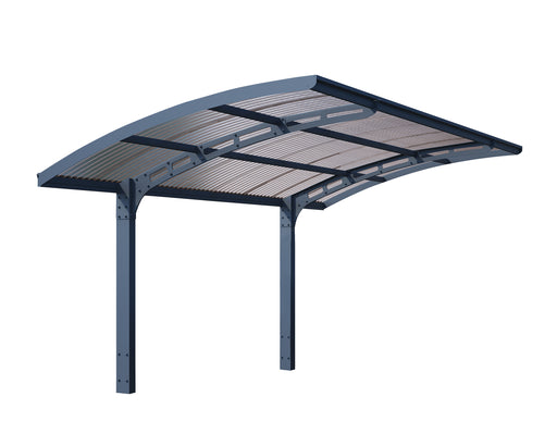 Palram Carports & Gazebos Carports, Arizona Wave 5000:Tuff Nest