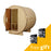 Aleko® Outdoor and Indoor White Pine Wood Barrel Sauna - 4 Person - ETL Certified Heater:Tuff Nest