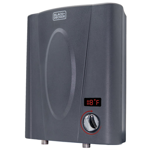 Black+Decker™ 7kW Self-Modulating 1.5 GPM Point of Use Electric Tankless Water Heater:Tuff Nest