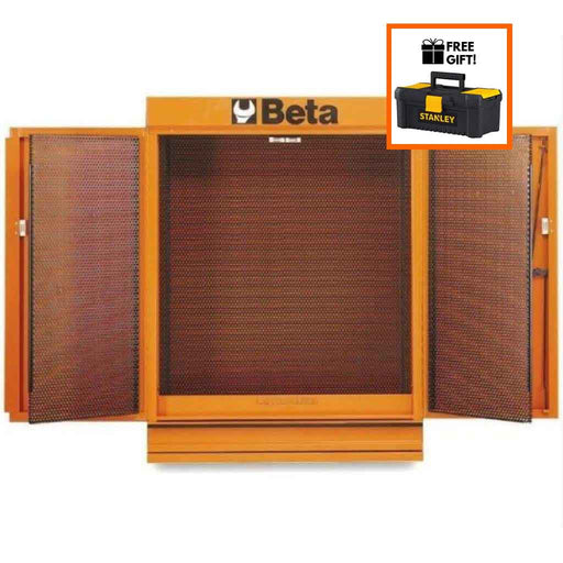 Beta Tools Cargo Evolution Tool Cabinets C53VI:Tuff Nest