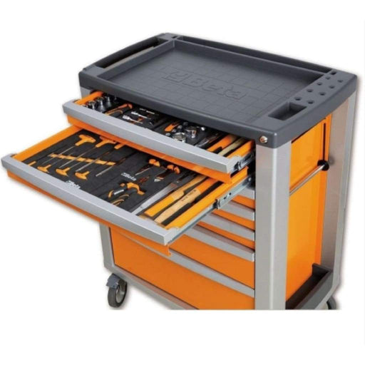 Beta Tools Mobile Roller Cabinet C39 8 Drawer:Tuff Nest