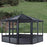 Tuff Nest, Sojag 448-8163018 CHARLESTON # 93D - Octo solarium. 12'x18' galvanized steel roof with DOUBLE DOOR, {variant_title]