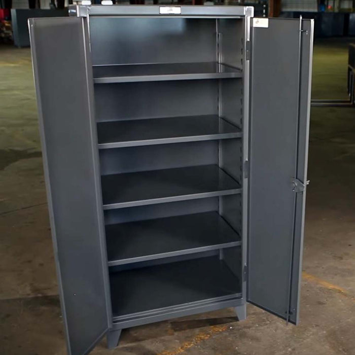 Strong Hold Industrial Storage Cabinet 65 243 12 Gauge 36