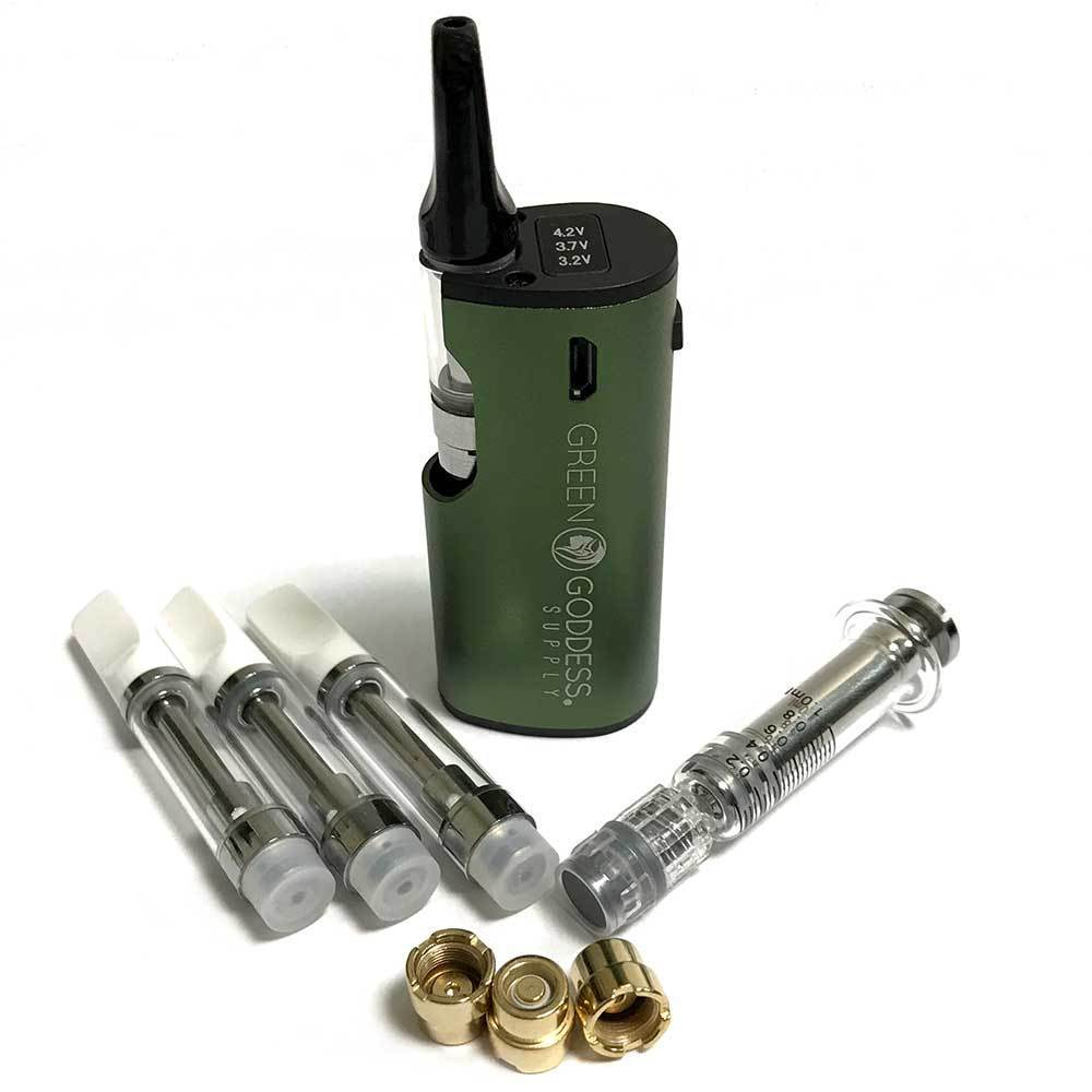 Green Goddess Supply MiniVape2 Bundle