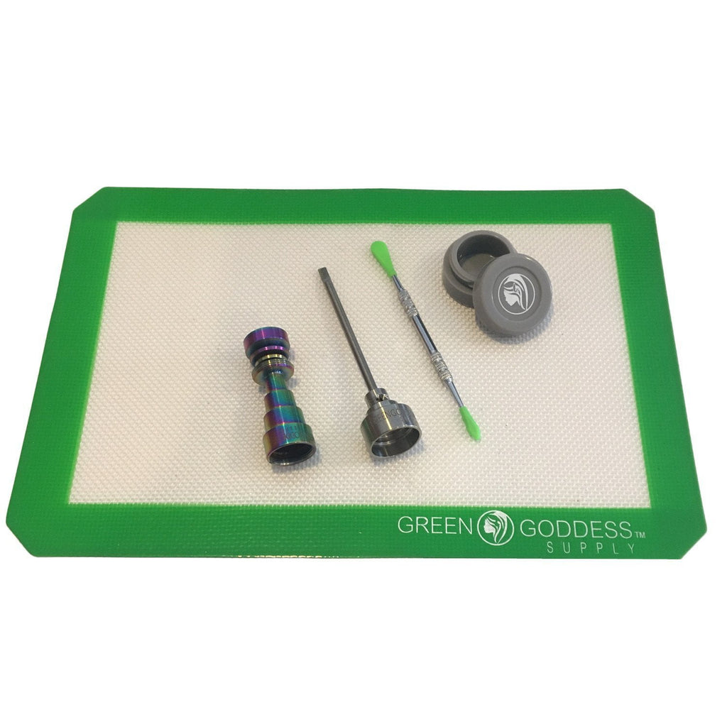 Green Goddess Dab Starter Bundle