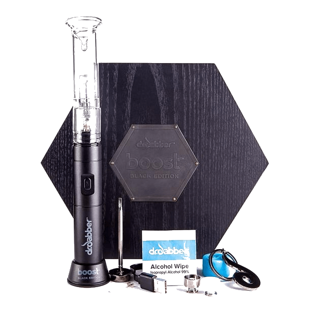 Dr. Dabber Boost Black Edition